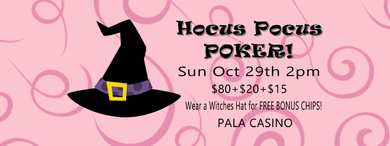 Hocus Pocus Tournament