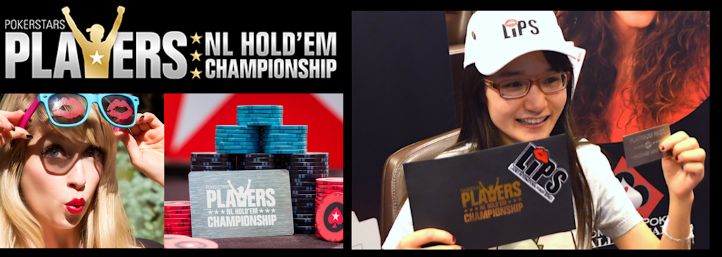 "Huayi (""Alice"") Zheng Wins PokerStars Platinum Pass"