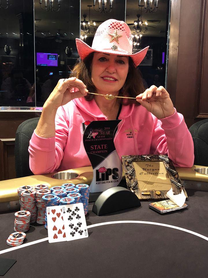 Ladies International Poker Series Lone Star State Ladies