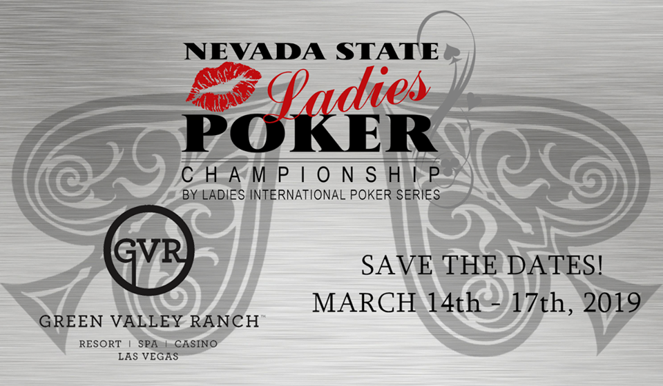 2019 NV State Ladies Poker Championship