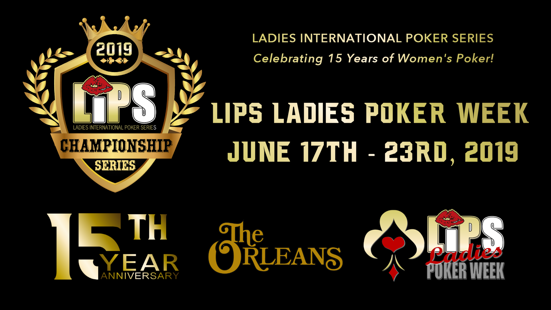 2019 LIPS LADIES WEEK