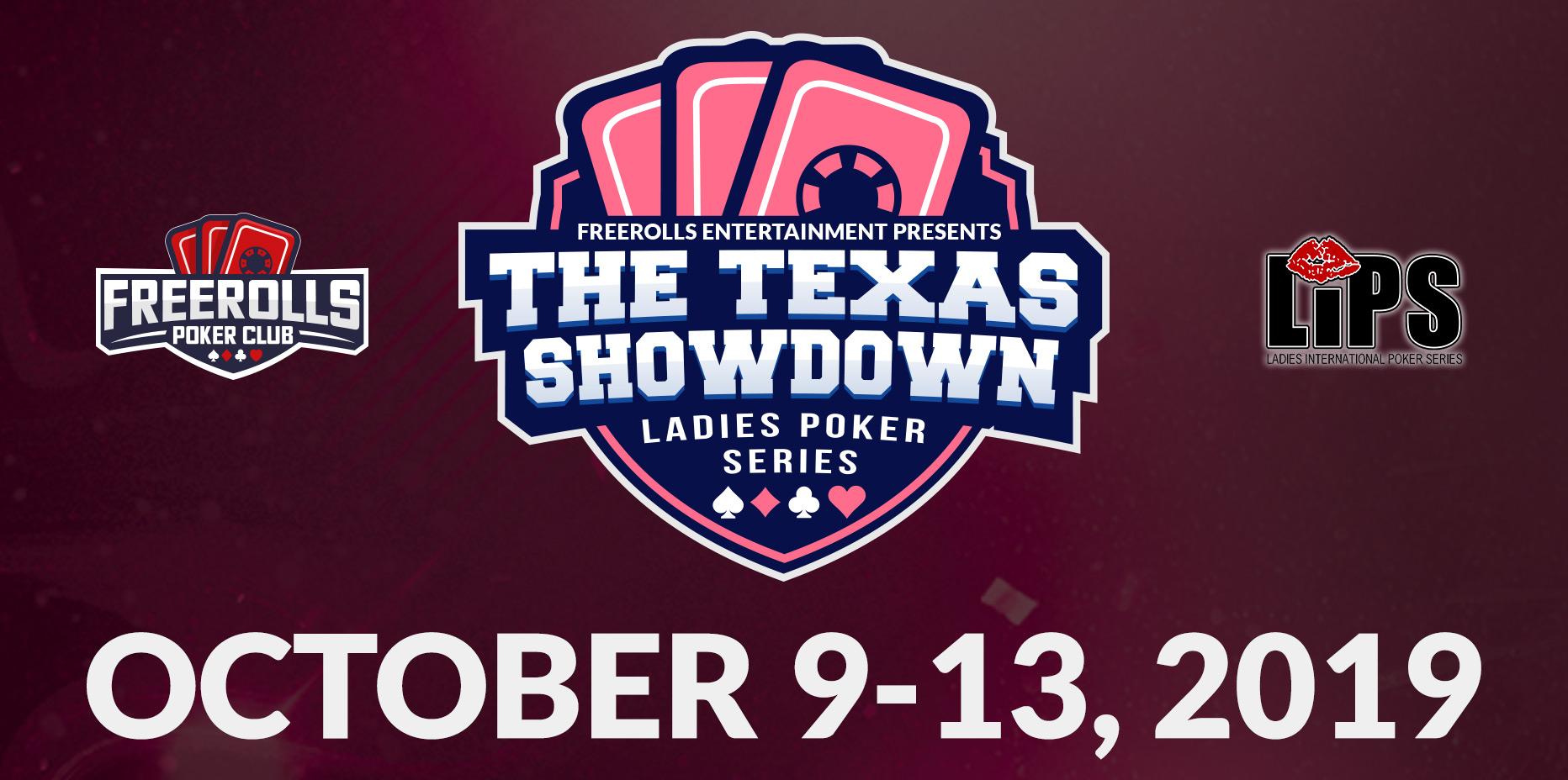 Texas Showdown at Freerolls