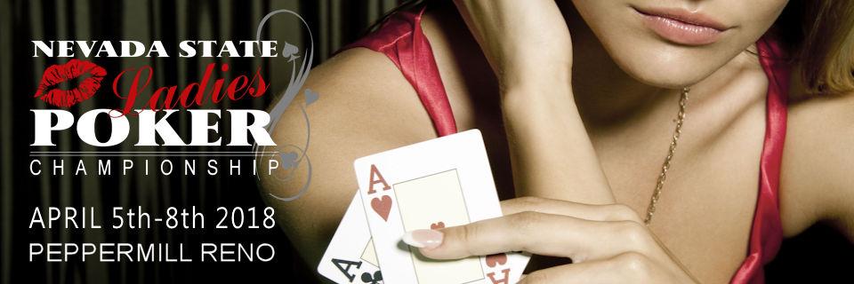 2018 NV Ladies Poker Championship