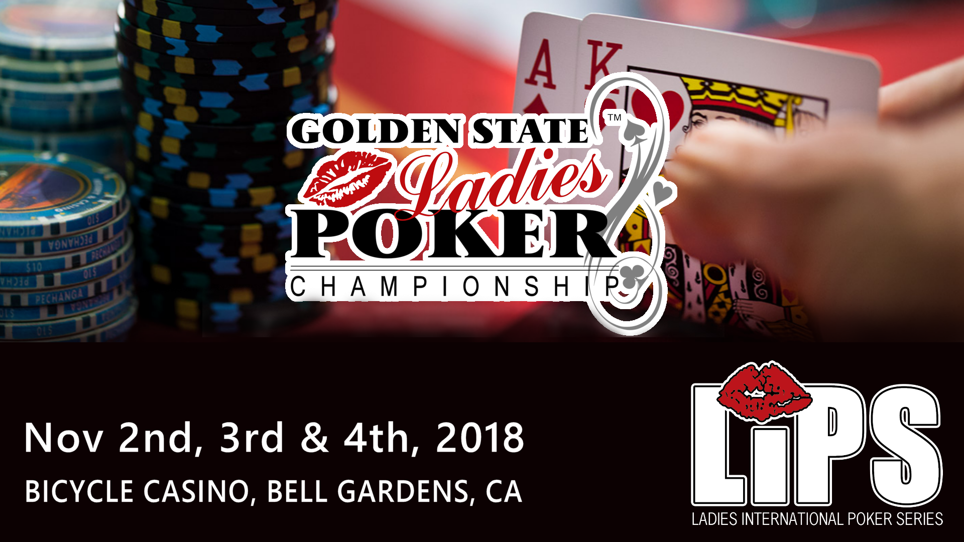2018 Golden State Ladies Poker Championship